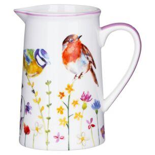 Garden Birds Jug