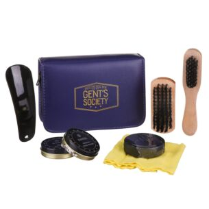 Gent's Society Shoe Cleaning Kit