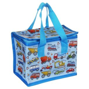 Vehicles Lunch Bag