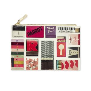 Matchbook Pencil Pouch