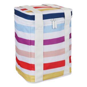 Candy Stripe Wine Cooler Bag