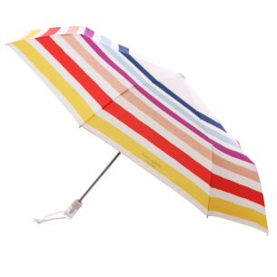 Candy Stripe Travel Umbrella