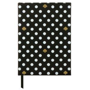 Black Spade Dot To Do Planner