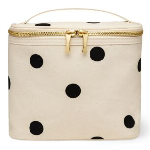 Kate Spade New York Deco Dot Lunch Tote Bag