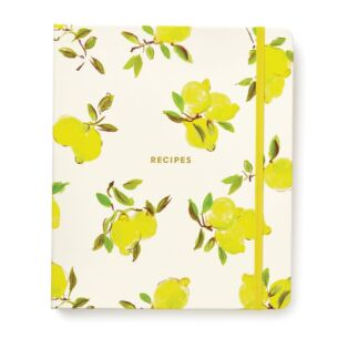 Lemon Recipe Book
