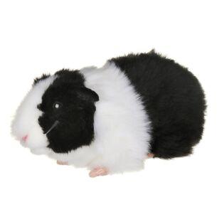 Black & White Guinea Pig with Sound