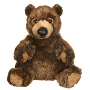 Medium Brown Bear