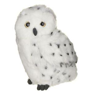 Medium Snowy Owl