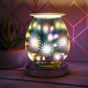 Desire Bulbous Astral Aroma Lamp Wax Melt Warmer