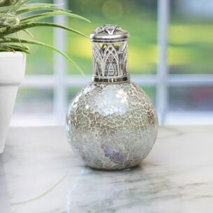 """Desire Aroma"" Air Purifying Fragrance Lamp - Pearl Mosaic"