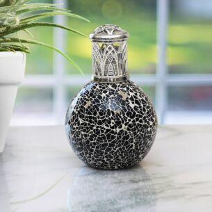 """Desire Aroma"" Air Purifying Fragrance Lamp - Black Mosaic"