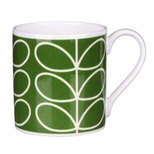 Large Stem Green Large Mug