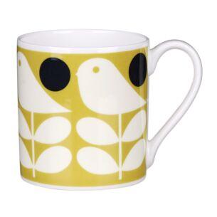 Yellow Early Bird Large Mug