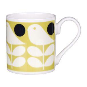 Yellow Early Bird Standard Mug