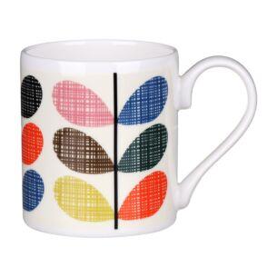 Scribble Multi Stem Fun Standard Mug