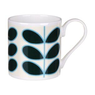 Linear Stem Teal Standard Mug