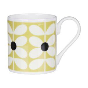 60's Stem Ochre Standard Mug