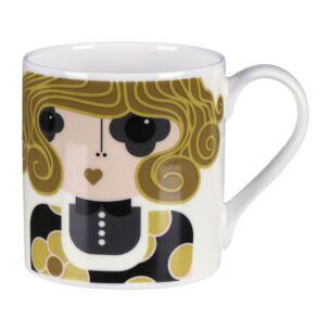Dee Dee Olive Large Mug