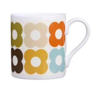 Multi Flower Standard Mug
