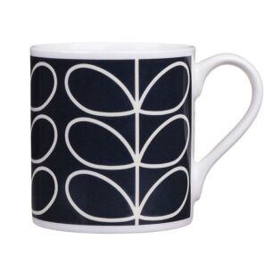 Linear Stem Blue Large Mug