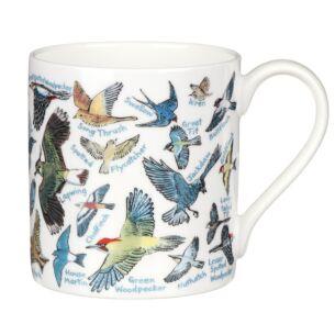 Birds Large Mug