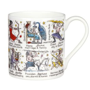 Greek Gods & Goddesses Large Mug