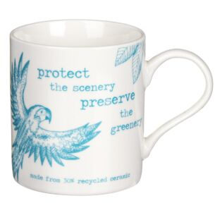 Milly Green Rainforest Ceramic Mug