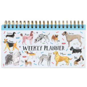 Debonair Dogs Weekly Planner