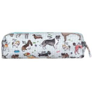Debonair Dogs Pencil Case