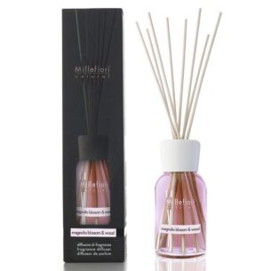 Natural Magnolia Blossom & Wood 250ml Fragrance Diffuser