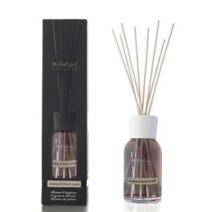 Natural Incense & Blond Woods 100ml Fragrance Diffuser