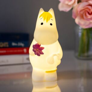 Small LED Moomin Snorkmaiden Light