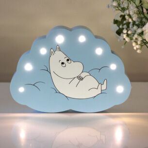 Disaster Designs Moomin Blue Cloud Light