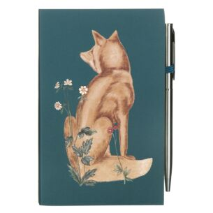 Morris & Co Forest Fox A6 Notebook And Pen Set
