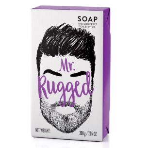 Mr Rugged Soap 200g