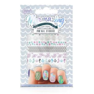 Mermazing Mermaid Nail Stickers