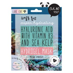 Oh K! Marine Hyaluronic Acid Face Mask