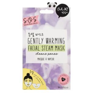 Oh K! Gently Warming Facial Steam Mask
