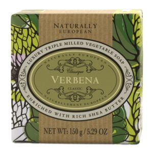 Naturally European Verbena Soap 150g