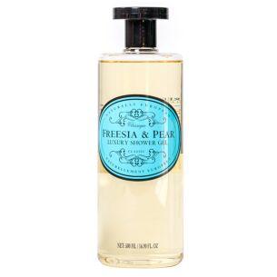 Naturally European Freesia & Pear Shower Gel 500ml