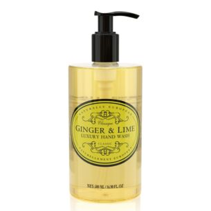 Naturally European Ginger & Lime Hand Wash 500ml