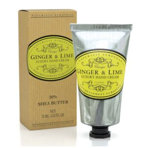 Naturally European Ginger & Lime Hand Cream 75ml