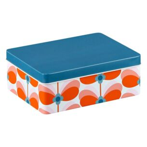 Butterfly Stem Storage Tin