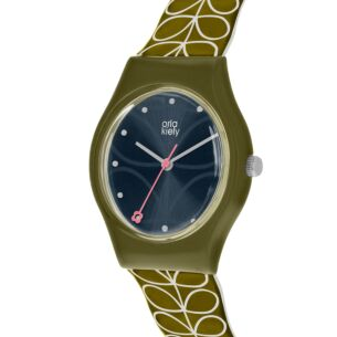 Dark Green Bobby Watch
