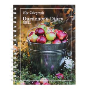 Daily Telegraph Gardeners Deluxe 2021 Desk Diary