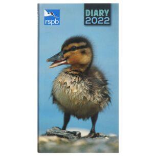 RSPB Wildlife 2022 Slim Diary