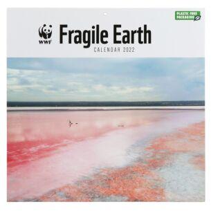 WWF Fragile Earth Square 2022 Wall Calendar