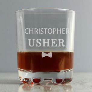 Personalised Usher Tumbler