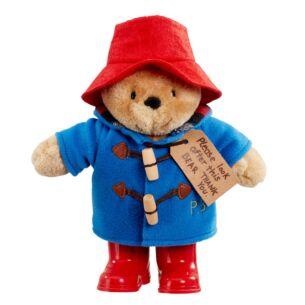 Medium Paddington Bear with Boots