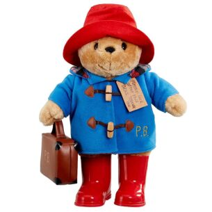 Large Paddington with Boots & Case